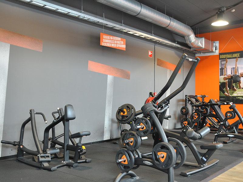 een-sportschool-in-amsterdam
